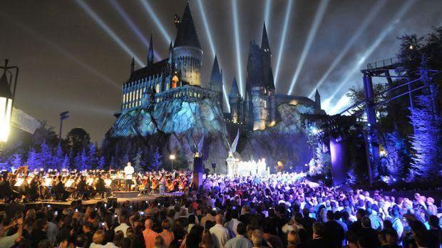 Harry Potter Wunderwelt