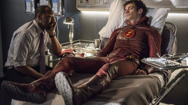 The Flash - The Flash - Staffel 2 Episode 1: Der Retter Von Central City