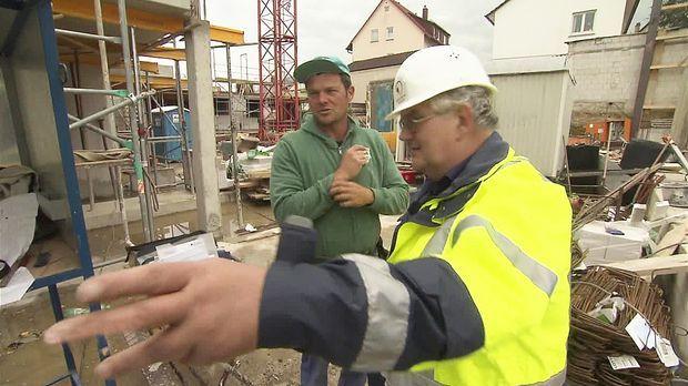 Achtung Kontrolle - Dienstag: Lebensgefahr Auf Baustelle