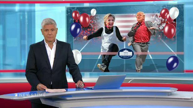 Newstime - Newstime - Newstime Vom 06. November 2016