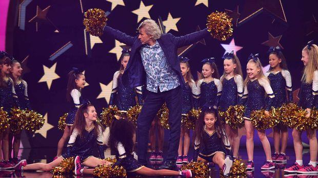 Little Big Stars Mit Thomas Gottschalk - Little Big Stars Mit Thomas Gottschalk - Bühne Frei Für Die Süßen Kleinen Entertainer!