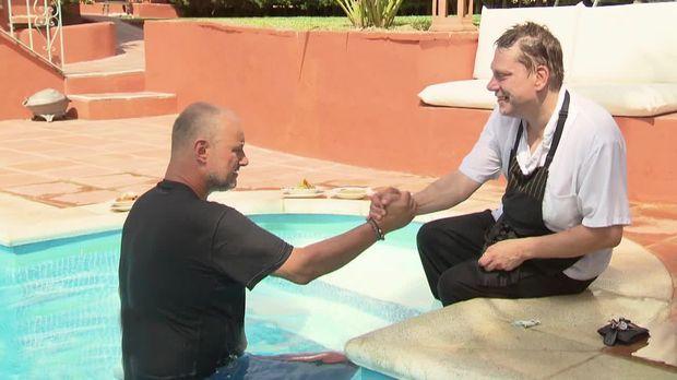Rosin Weltweit - Sprung In Den Pool: Befreiungsschlag In Marbella
