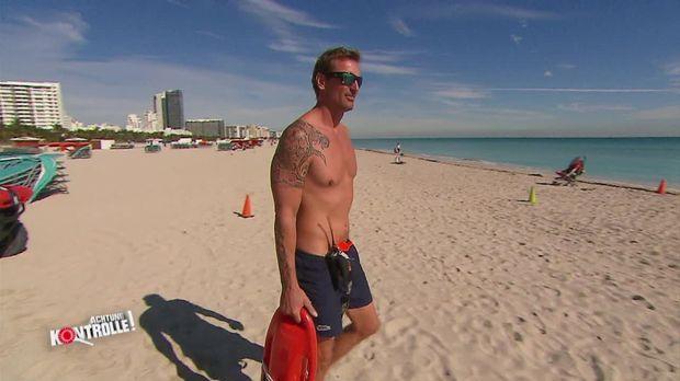 Achtung Kontrolle - Donnerstag: Der Rettungsschwimmer Von Miami (1)
