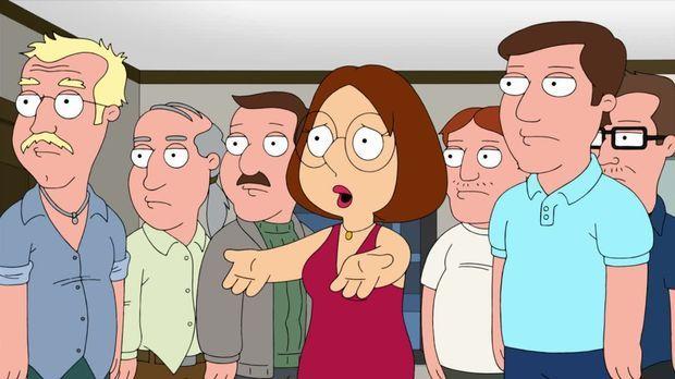 Family Guy - Family Guy - Staffel 14 Episode 10: Süße Füße