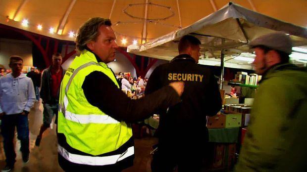 Achtung Kontrolle - Montag: Einkaufsbummel In Der Nacht