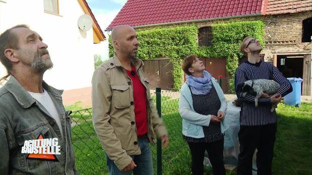 Achtung Baustelle - Vom Bauernhaus Zum Traumhaus