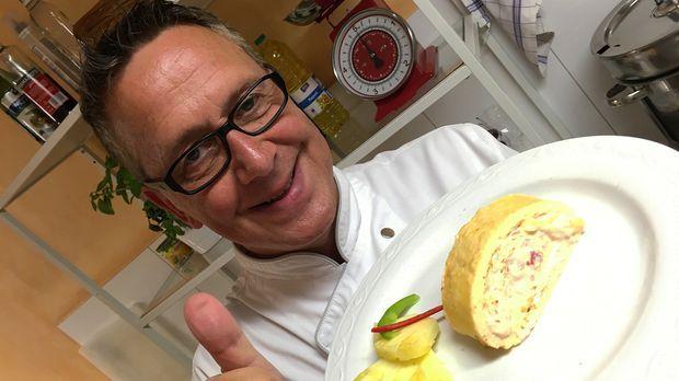 Abenteuer Leben - Täglich - Montag: Gog: Pizza-roulade Hawaii Mit Hoffmann