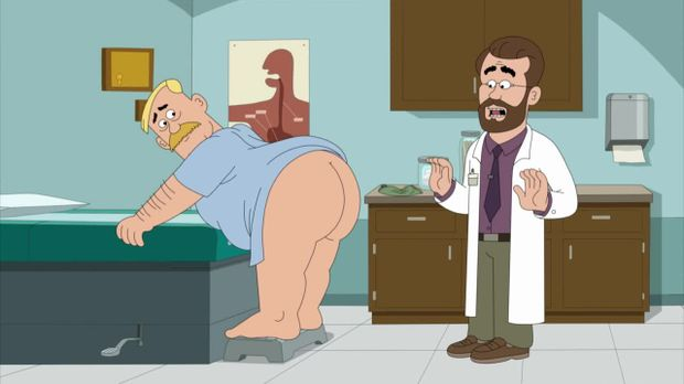 Brickleberry - Brickleberry - Staffel 3 Episode 11: Heilige Hämorride!