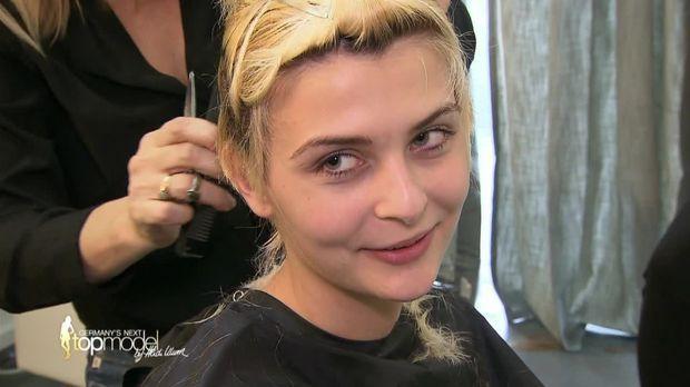 Germany's Next Topmodel - Germany's Next Topmodel - Staffel 9 Episode 3: Das Umstyling (1)