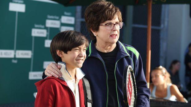 Fresh Off The Boat - Fresh Off The Boat - Staffel 2 Episode 14: Tennisfieber