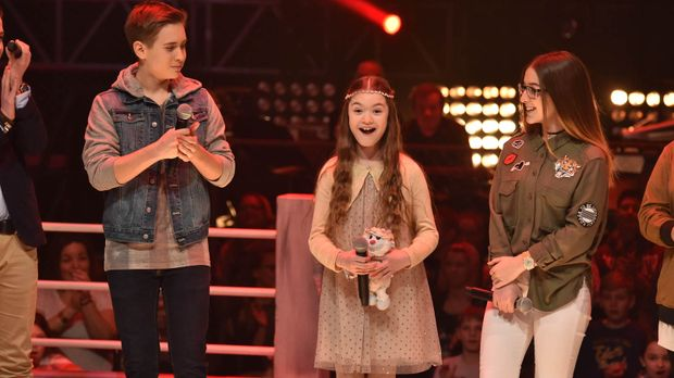 The Voice Kids - The Voice Kids - Die Battles Runde 3: Wer Schafft Es Ins Finale?