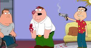 Family Guy - Staffel 13 Episode 11: Ein Hundsmiserabler Vater