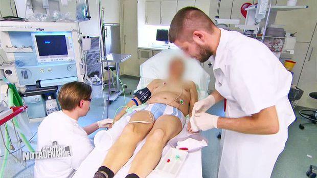 Achtung Notaufnahme! - Freitag: Akute Blutung Mit Unklarer Ursache