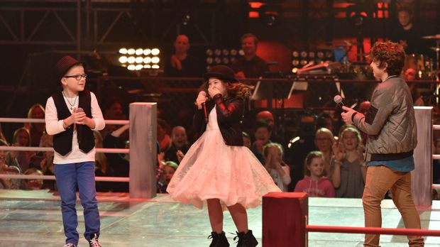 The Voice Kids - The Voice Kids - Ring Frei Für Die Ersten Battles!