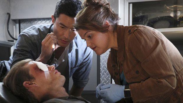 Criminal Minds: Beyond Borders - Criminal Minds: Beyond Borders - Staffel 1 Episode 5: Wertlos Im Leben, Wertvoll Im Tod