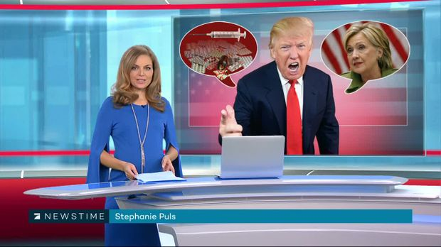 Newstime - Newstime - Newstime Vom 16. Oktober 2016