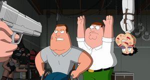 Family Guy - Staffel 13 Episode 3: Quagmires Quälgeist