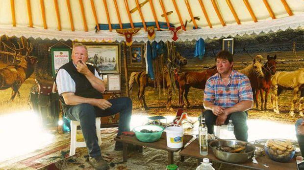 Tamme Hanken - Tamme Besucht Die Mongolei