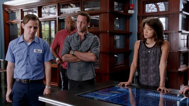 Hawaii Five-0 - Hawaii Five-0 - Staffel 6 Episode 15: Der Parkplatzwächter