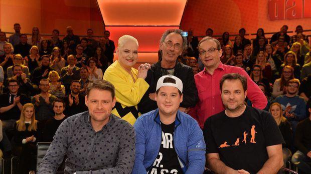 Genial Daneben - Die Comedy Arena - Genial Daneben - Die Comedy Arena - Für Alle Wirklich Wichtigen Fragen Des Lebens!