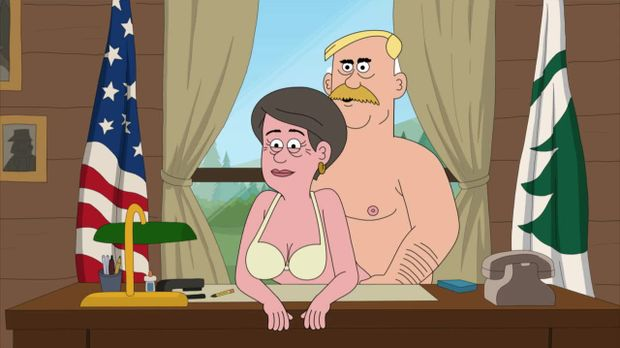 Brickleberry - Brickleberry - Staffel 3 Episode 10: Alle Lieben Amber