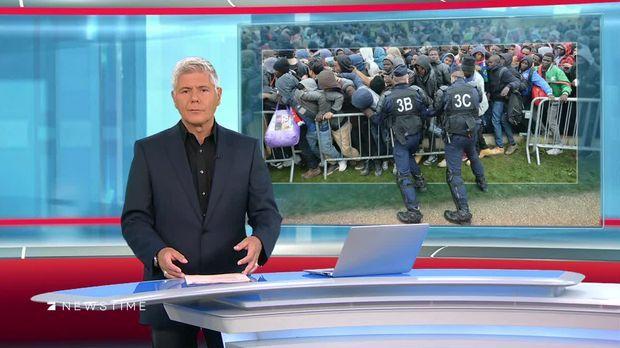 Newstime - Newstime - Newstime Vom 24. Oktober 2016