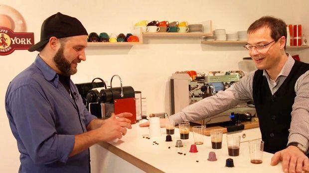 Abenteuer Leben - Täglich - Donnerstag: Der Kaffee-kapsel-test
